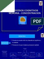 Memoria - Concentracion 1 y 2 Me