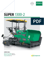 Vogele Super 1300-2 Us