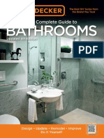 Black Decker the Complete Guide to Bathrooms