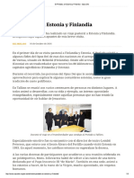 El Prelado, En Estonia y Finlandia - Opus Dei