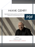Frank Gehry Report