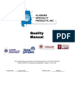 Alabama Specialty Products, Inc.