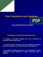 Vírus Transmitidos Pela Transfusão