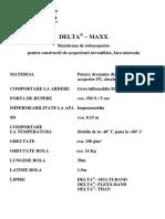 date teh - membrane delta pentru acoperisuri neventilate fara astereala - maxx.pdf