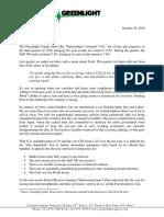 Einhorn Q3 Letter