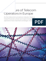 The Future of Telecom Operators in Europe