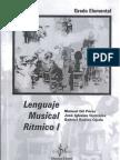 324127540 Lenguaje Musical Ritmico 1 PDF