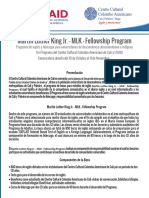 Presentacion Programa MLK - Cali & Palmira