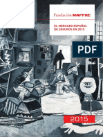 Mercado Español Seguros 2015 - Mapfre