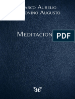 [Biblioteca Clasica Gredos 005] Antonino Augusto, Marco Aurelio - Meditaciones [32602] (r1.0)