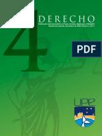 Revista Derecho 4 UPE
