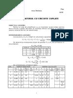 Amplificatorul Cu Circuite Cuplate1