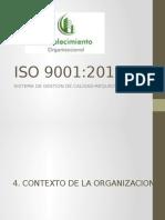 ISO 9001-2015 CAP. # 4