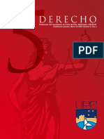 Revista Derecho 5 UPE