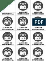 Iconos Luces