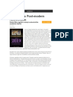 Everything Sondheim article Fall 2016