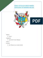 Informe de Conservacion de La Energia Mecanica