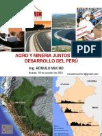 Huaraz.agro y Mineria Juntos Por El Desarrollo Del Peru