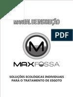 Manual de Instalacao Maxfossa