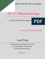 Extrusive Igneous Rocks 111-Pp9