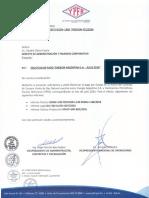 Proceso de Pago Cargos Julio-16