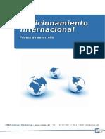 Posicionamiento Internacional
