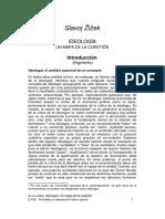 Zizek, Slavoj - Ideologia, un mapa de la cuestion (art).pdf