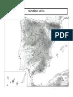 Mapa Físico De España (Mudo).pdf