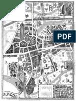 La Materia Oscura 4 - El Oxford de Lyra - Mapa - Pullman Philip