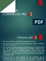 CLASE 1 Comandos Ms Dos