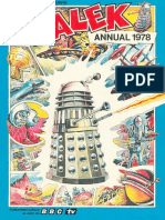 Dalek Annual (1978)
