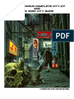 Shadowrun City Kit