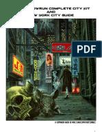 Shadowrun City Kit