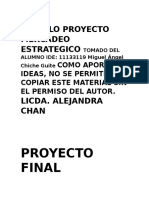 Ejemplo Proyecto Merca