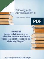 1 Piaget