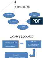 Birth Plan
