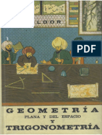 Geometría Plana y del Espacio con una introduccion a Trigonometria - Baldor - 1ed.pdf