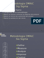 DefinicionesSixsigmaDMAIC