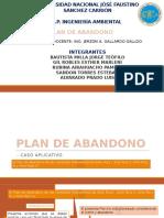 Plan de Abandono_ Esteban