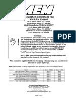 30-6600 Series 2 Plug & Play EMS