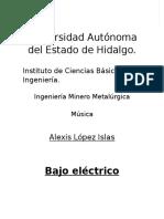 Bajon Electrico