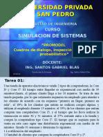 08 1 Promodel Inspeccion y Ruteo Probabilistico Practica5