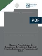 Manual de Procediemientos Delegaciones