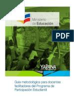 Guía Metodológica Para Docentes Facilitadores_régimen Sierra-Amazonía 2016-2017