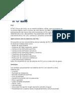 Pvc accesorios aplicaciones de las tuberias