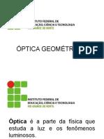 Optica Geometrica i Fn93fhs