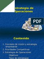 Estrategia de Operaciones 2