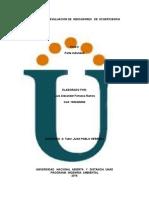 Definicion y Evaluacion de Indicadores de Ecoeficiencia Fase 2