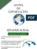 MYPES DE EXPORTACION