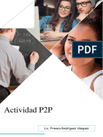 Actividad P2P Fressia Marlene Rodriguez Vásquez